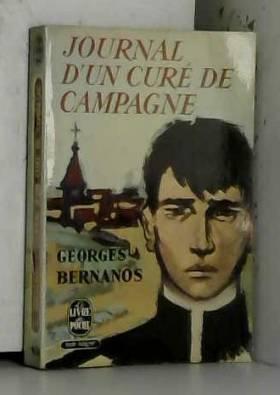 Bernanos georges - Journal d'un curé de campagne