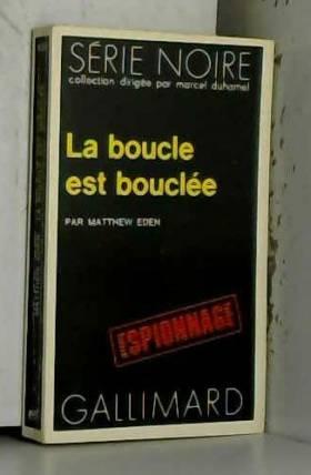 Matthew Eden - La Boucle est bouclée