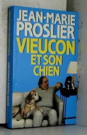 Jean-Marie Proslier - Vieucon et son chien