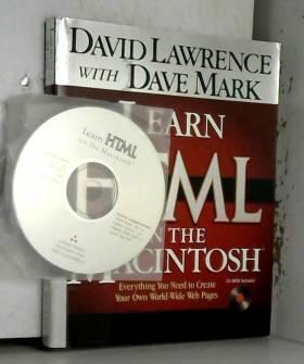 David Mark et David Lawrence - Learn Html on the Macintosh