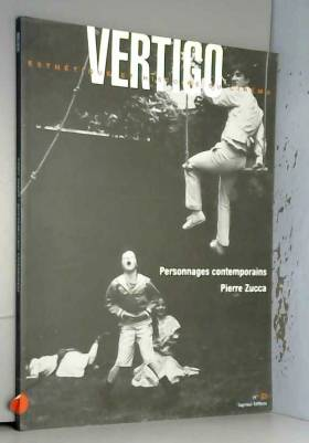 Revue Vertigo - Vertigo N° 33 - Personnages Contemporains
