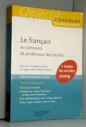 Véronique Bourhis et Collectif - Le français au CRPE
