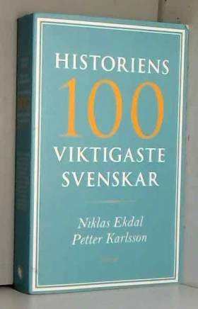 Niklas Ekdal et Petter Karlsson - Historiens 100 viktigaste svenskar