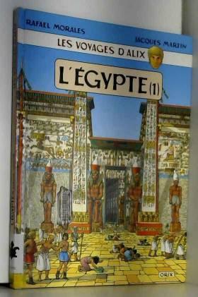 Alix : L'Egypte, Karnac -...