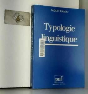 P. Ramat - Typologie linguistique