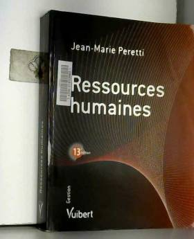 Jean-Marie Peretti - Ressources humaines