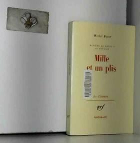 Michel Butor - Mille et un plis