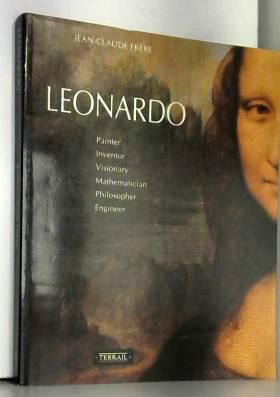 Jean-Claude Frere - Léonard de Vinci (anglais)