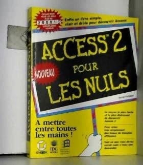 Scott Palmer - Access 2 pour les nuls