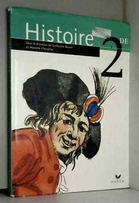 Histoire : Manuel, 2nd