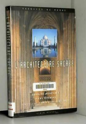 L'architecture sacrée