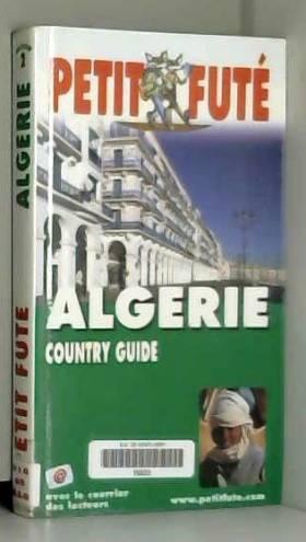 Jean-Paul Labourdette, Dominique Auzias et... - Le Petit Futé Algérie