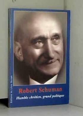 Robert Schuman (1886-1963)...