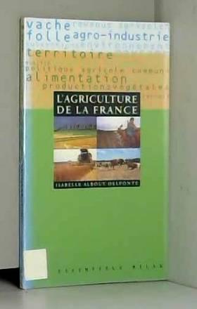 L'agriculture de la France