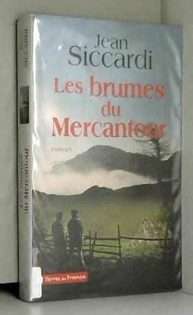 Jean SICCARDI - Les Brumes du Mercantour