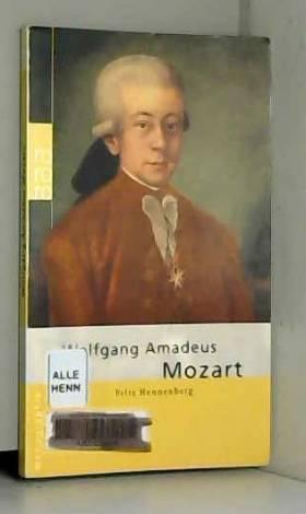 Fritz Hennenberg - Rowohlt Bildmonographien: Mozart, Wolfgang Amadeus