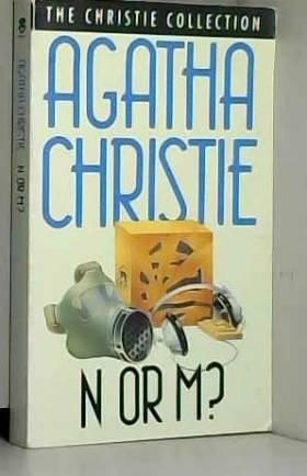 Agatha Chr.istie - N or M? (Fontana books)