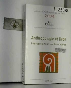 Droit et cultures, N° Hors...