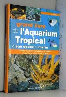 Grand livre de l'aquarium...
