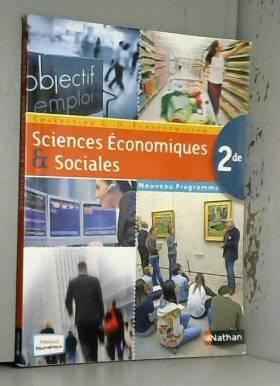Claude-Danièle Echaudemaison - S.E.S. 2E FORMAT COMPACT 2010
