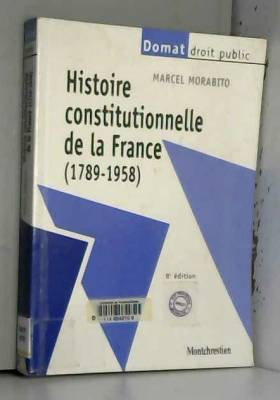Histoire constitutionnelle...