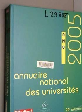 Annuaire national des...