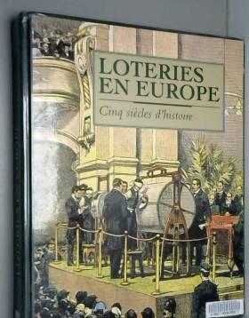 Loteries en Europe: Cinq...
