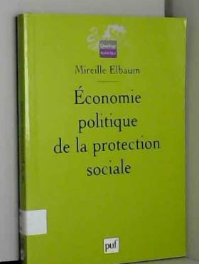 Economie politique de la...