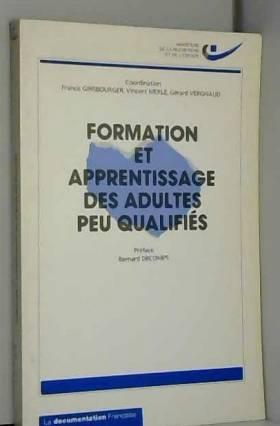 Formation et apprentissage...