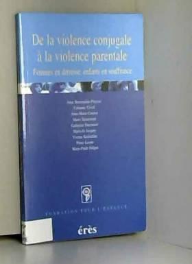 De la violence conjugale à...