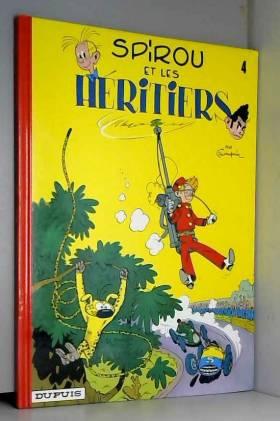 Spirou et Fantasio, tome 4...