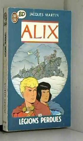 Alix, Tome 1 : Alix, les...