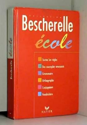 Bescherelle école :...
