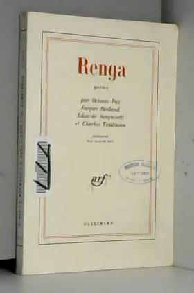 Collectif - Renga, poème