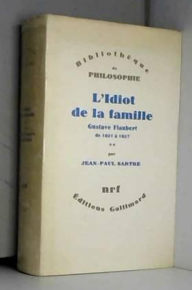 L'Idiot de la famille, tome  2
