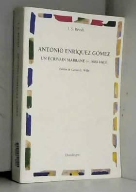 Antonio Enriquez Gomez un...
