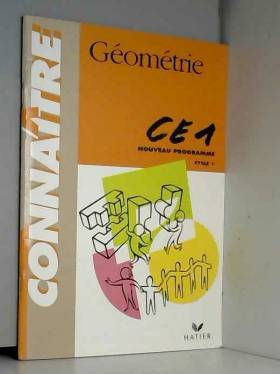 Connaître : Géométrie,...