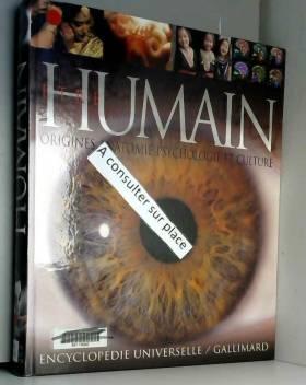 Être humain : Origines,...