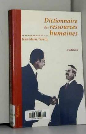 Dictionnaire des ressources...