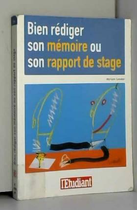 Myriam Greuter - Bien rédiger son mémoire ou son rapport de stage