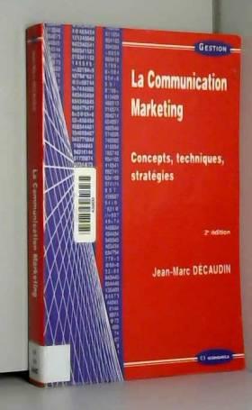 La Communication Marketing....