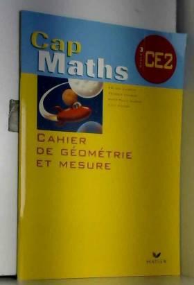 Cahier de géométrie et...