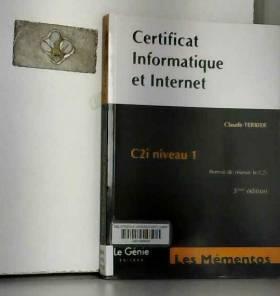 Certificat informatique et...