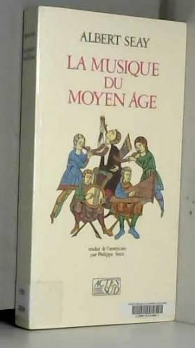 La Musique du Moyen âge
