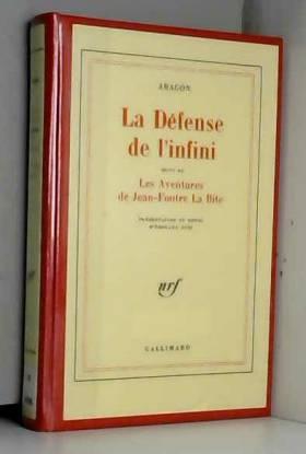 La Défense de l'infini...