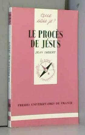 Proces de Jesus (le)