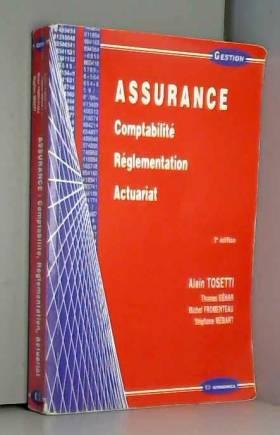 Assurance: Comptabilité,...