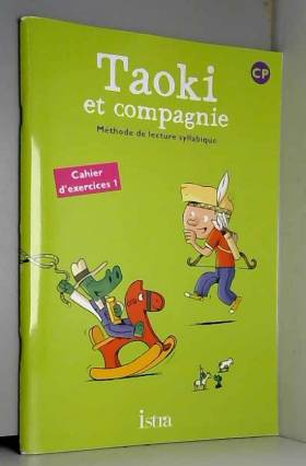 Cahier d'exercices 1 Taoki...