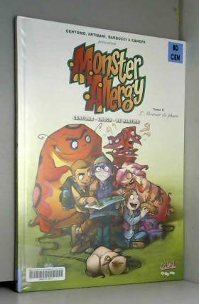 Monster Allergy, Tome 8 :...