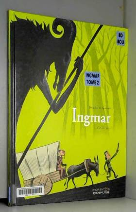 Ingmar - tome 2 - Crâne noir